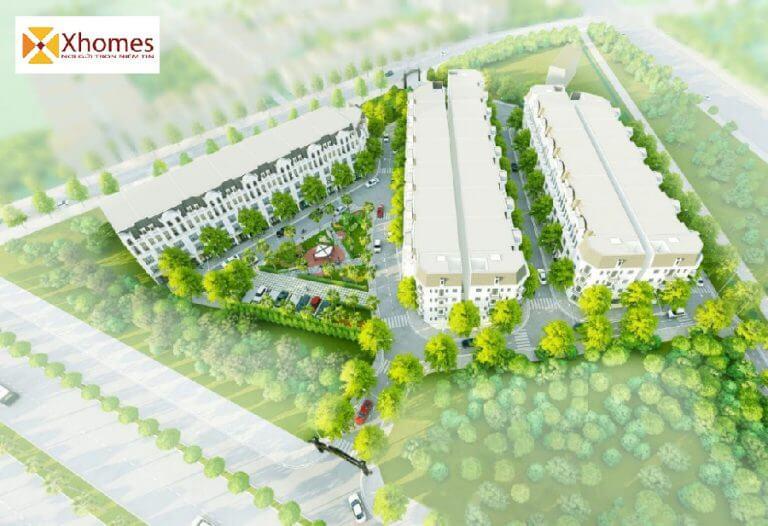 Giới thiệu dự án Yên Trung Residence Yên Phong Bắc Ninh