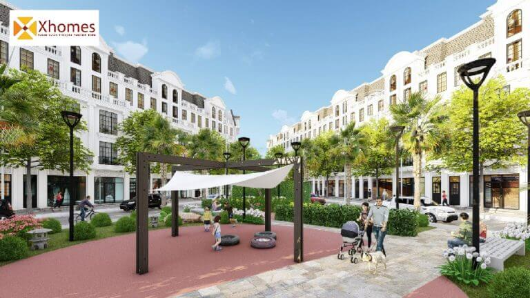 Tiện ích dự án Yên Trung Residence Yên Phong Bắc Ninh
