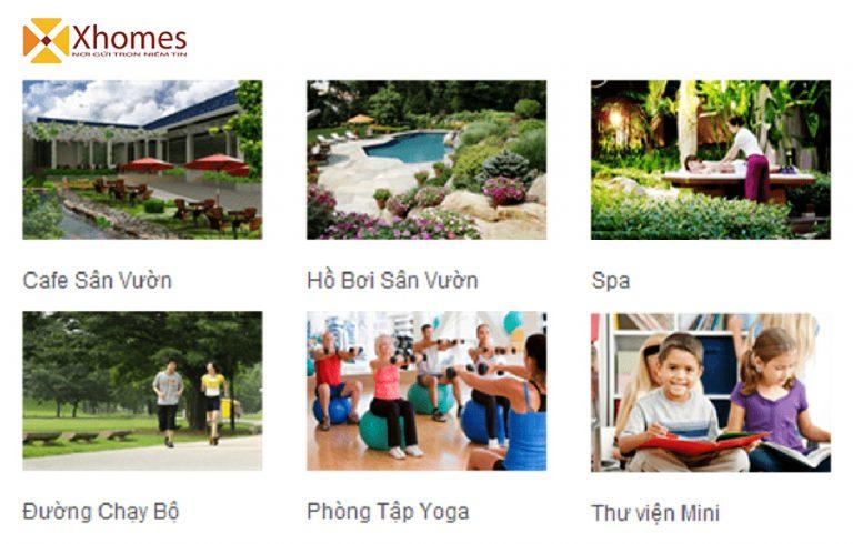 Những tiện ích xung quanh dự án Dũng Liệt Yên Phong Bắc Ninh