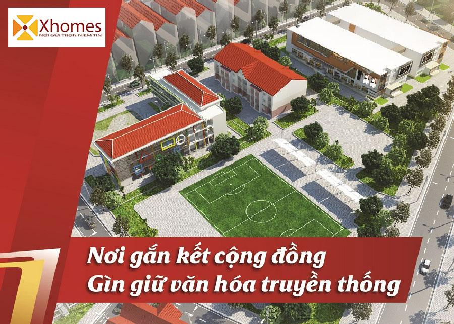 Những lợi ích từ dự án KĐT Hải Quân Tam Giang đem lại cho Yên Phong Bắc Ninh