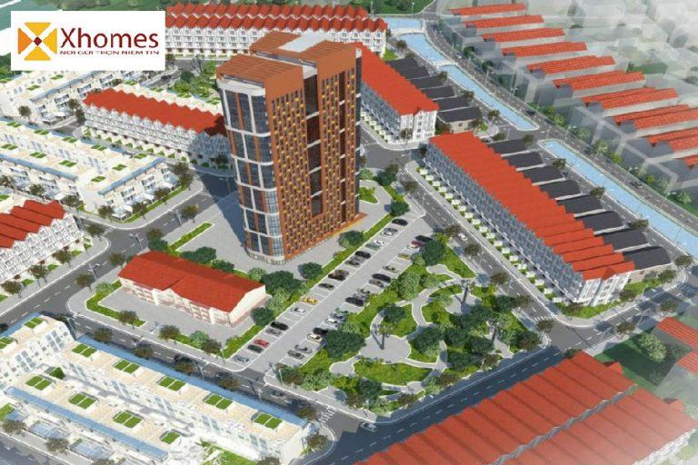 Phối cảnh dự án Khu đô thị mới Hải Quân Tam Giang