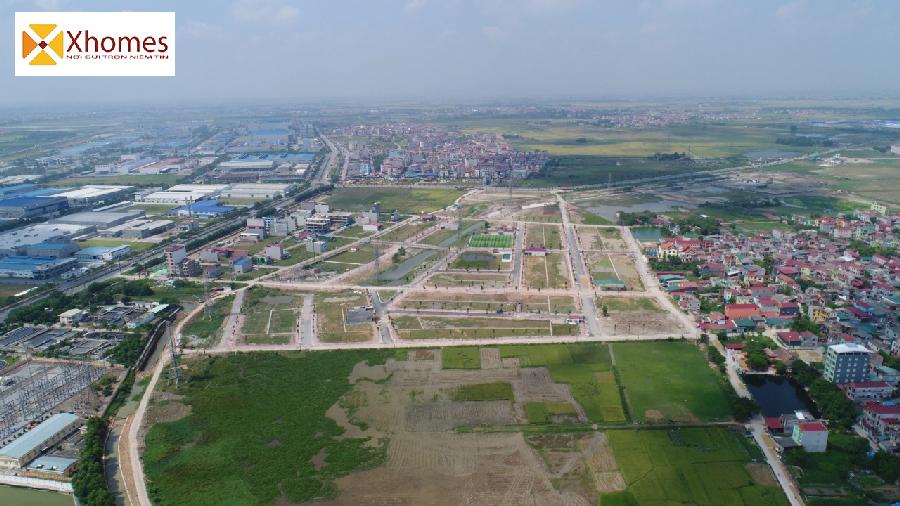 Lợi Ích Khi Đầu Tư Vào Thị Trường Đất Nền Tại Yên Phong Bắc Ninh