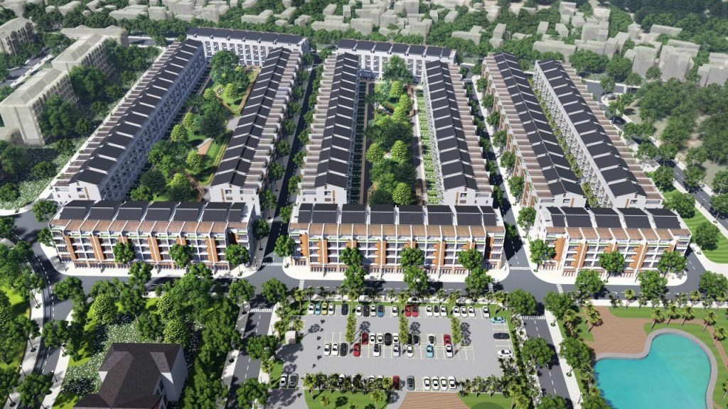 Đất nền Khu Đấu GIá Đông Phong, Yên Phong, Bắc Ninh