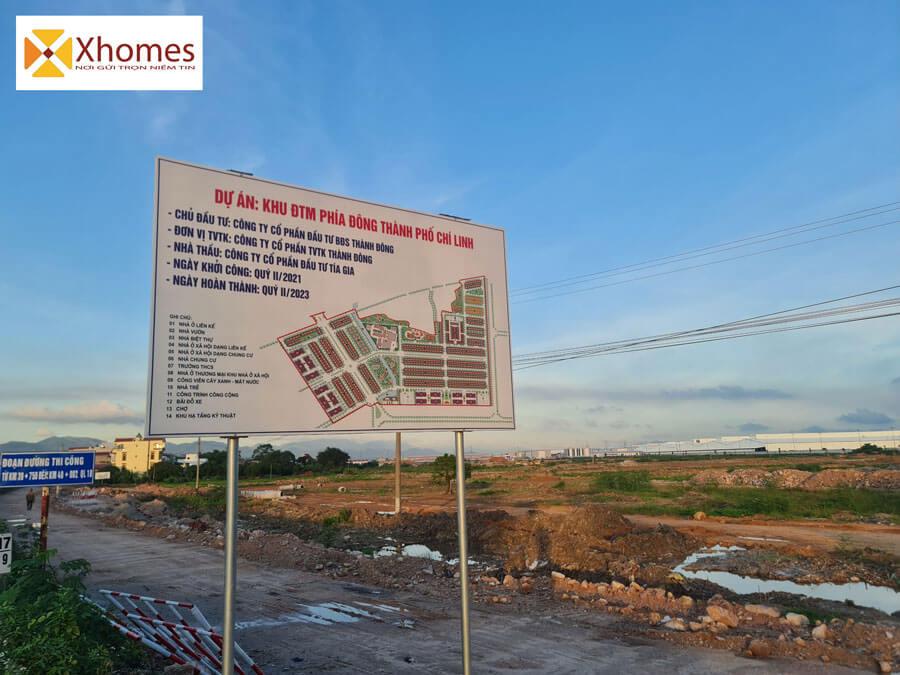 Nhu cầu tìm nhà ở tại TP,Chí Linh ngày càng gia tăng