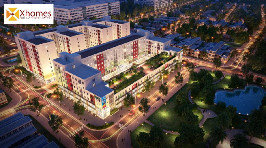 Dự Án Khu Nhà Ở Xã Hội Bắc Kỳ Smart City