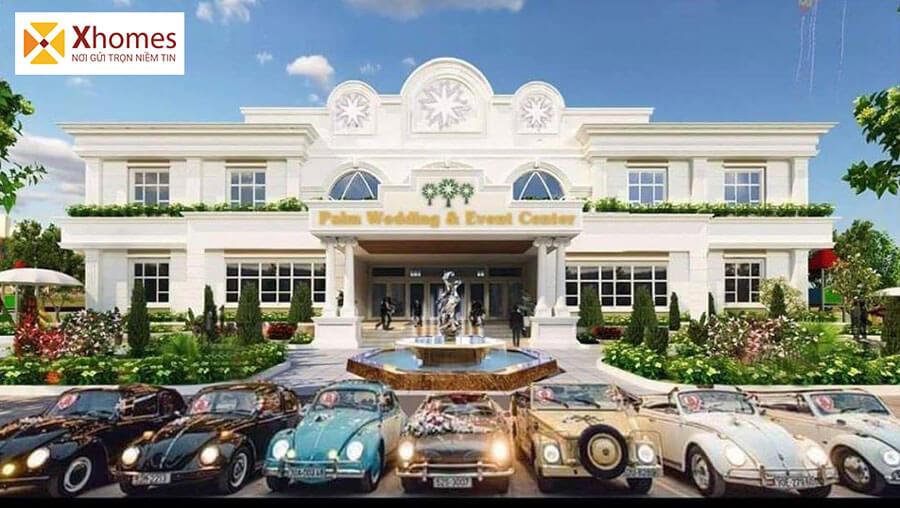 Trung tâm tiệc cưới Palm Palace