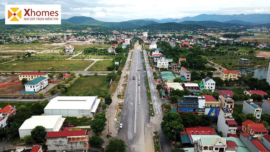 Chí Linh Palm City Hải Dương nằm giữa trục giao thông 37