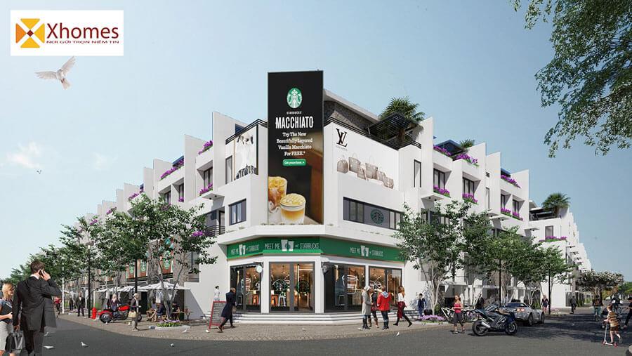 Khu trung tâm thương mại sầm uất bậc nhất tại Chí Linh Hải Dương