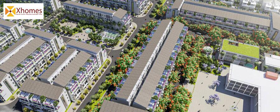 Hệ thống trường học tại dự án đất nền Nam Thắng Residence