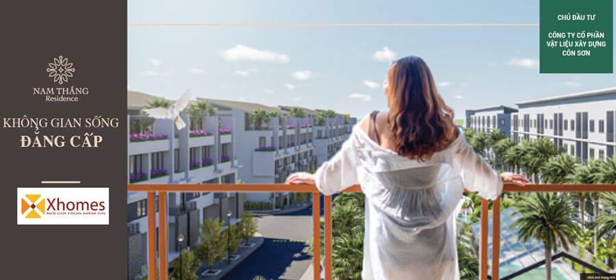 Những lý do nên đầu tư vào dự án đất nền khu đô thị Nam Thắng Residence