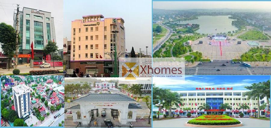 Vị trí dự án Khu Đô Thị phía Đông Chí Linh Hải Dương có những thuận lợi gì?