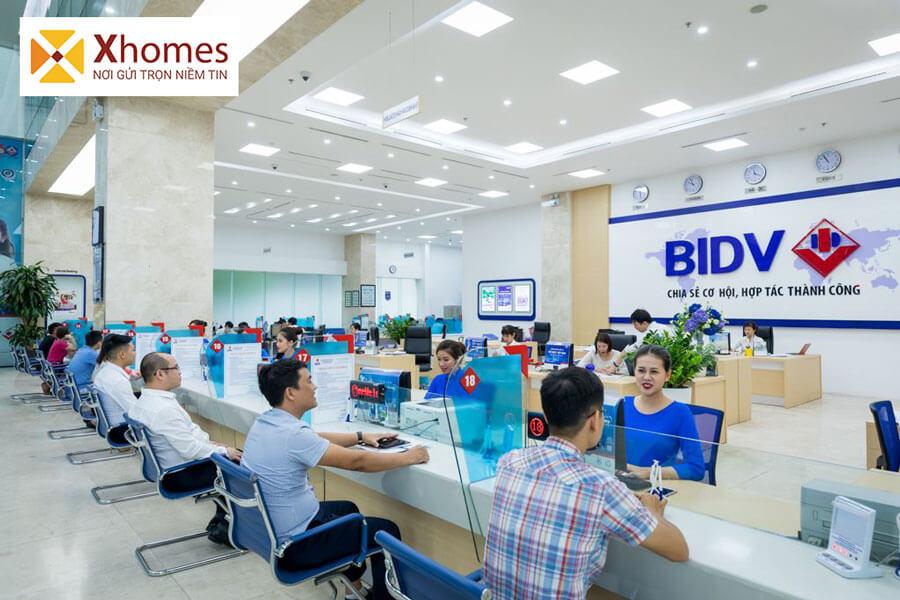 BIDV luôn thuộc TOP nhóm cho các ngân hàng vay bất động sản nhiều nhất