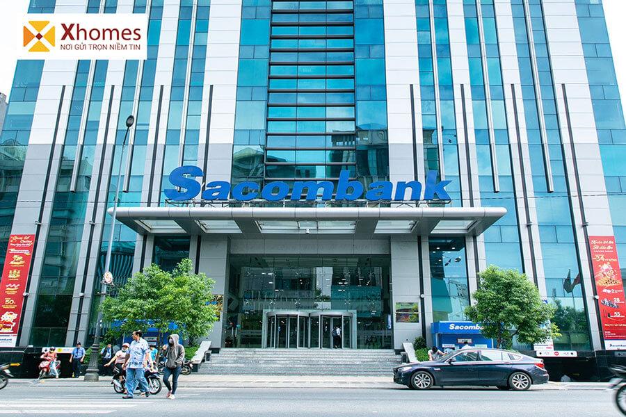 Những tháng đầu năm 2021 Sacombank luôn là ngân hàng thuộc TOP cho vay mưa nhà và bất động sản