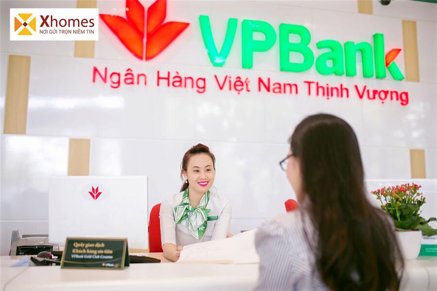 Lãi suất vay mua nhà của Ngân hàng VPBank năm 2021