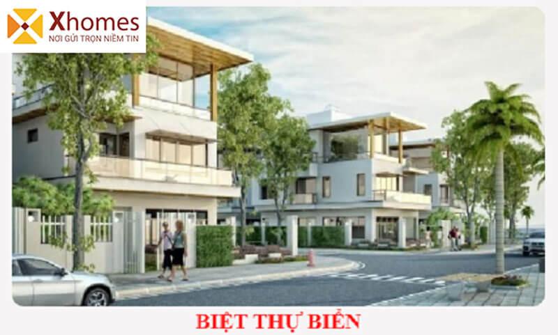 Biệt thự biển dự án Hùng Sơn Villa Nam Sầm Sơn Thanh Hóa