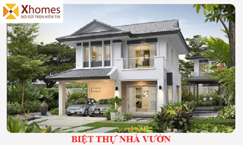Biệt thự nhà vườn dự án Hùng Sơn Villa Nam Sầm Sơn Thanh Hóa