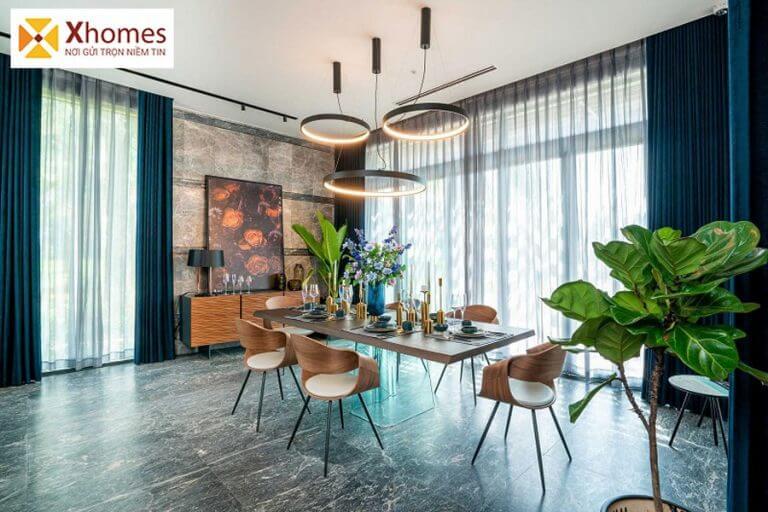 Thiết kế nội thất dự án Hùng Sơn Villa Nam Sầm Sơn – Thanh Hóa