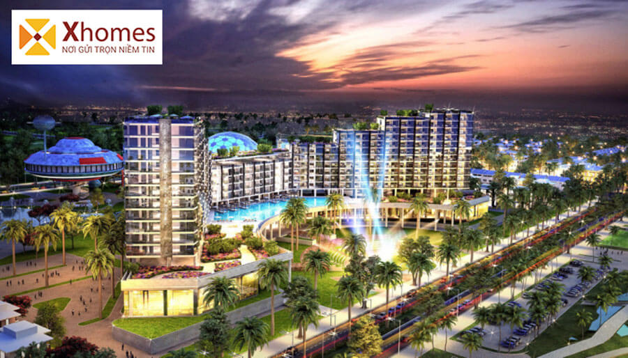 Giới thiệu về dự án Biệt Thự, Liền Kề Hùng Sơn Villa Thanh Hóa