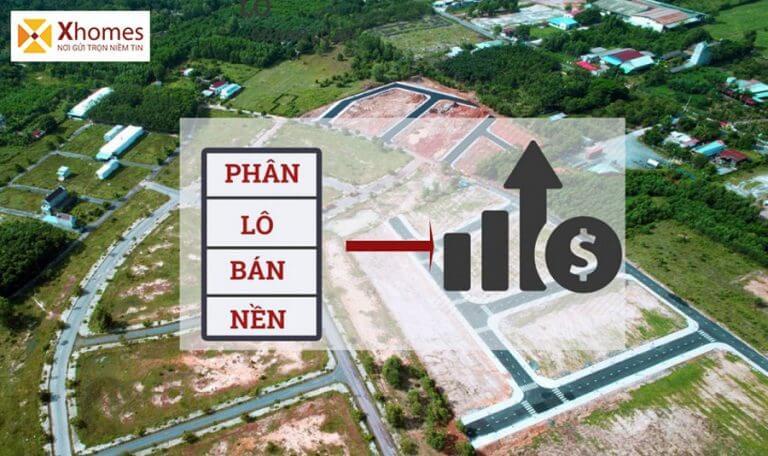 Để mua bán những dự án đất nền phân lô cần những thủ tục gì?
