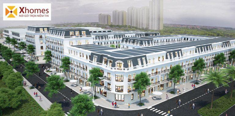 Tổng quan dự án Khu đô thị Rùa Vàng City phía Tây thị trấn Vôi Bắc Giang