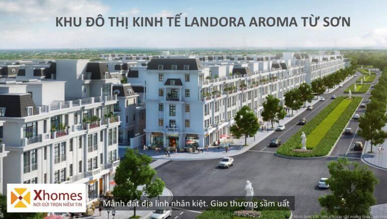 Dự án Landora Aroma Từ Sơn Bắc Ninh