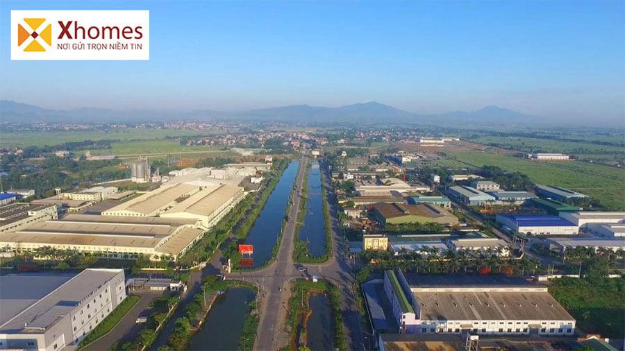 Tiềm năng phát triển tại thị trường Bất Động Sản Bắc Giang trong năm 2022