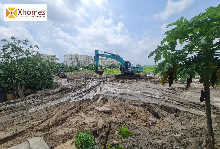 KCN Yên Phong Bắc Ninh đang là điểm đến cảu các nhà đầu tư trong lĩnh vực Bất Động Sản
