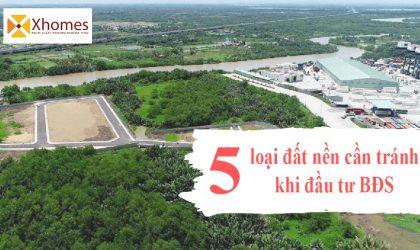 5 loại đất nền cần tránh khi đầu tư vào thị trường bất động sản