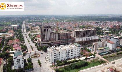 Tình hình Bất động sản của huyện Từ Sơn trước khi lên thành phố