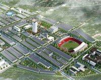 Phối cảnh dự án khu đô thị Chí Linh Palm City Hải Dương