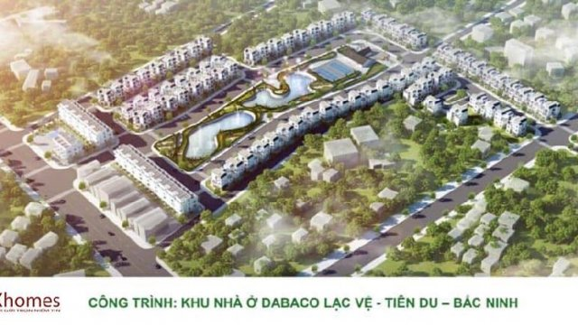 Dự Án Khu Nhà ở Dabaco Lạc Vệ Tiên Du Bắc Ninh
