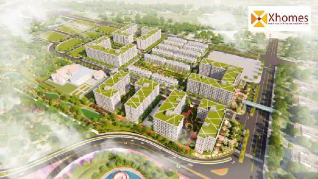 Dự án KĐT Viglacera Đông Tiến Yên Phong - Bắc Ninh