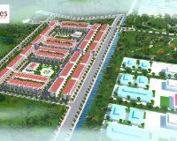 Dự Án Khu Đô Thị Dũng Liệt Green City Yên Phong Bắc Ninh
