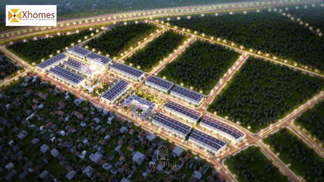 Giới thiệu Dự Án Khu Đô Thị Yên Phụ New Life Yên Phong Bắc Ninh