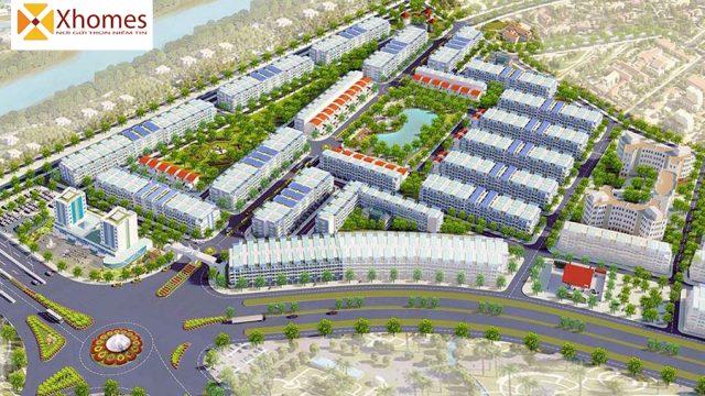 Công Viên cây xanh dự án Kosy Hà Nam