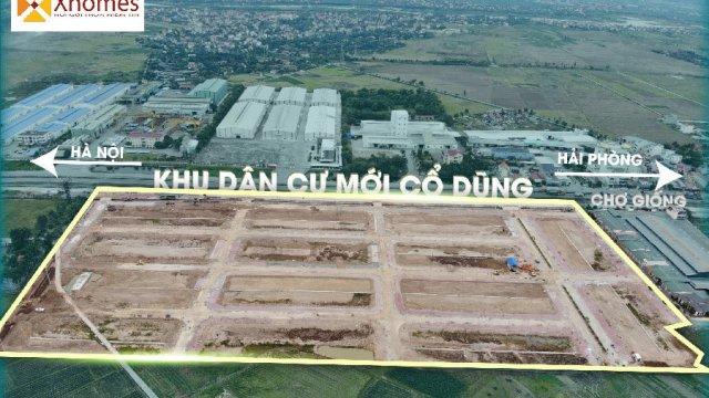 Giới thiệu sơ lược về dự án Khu Đô Thị Cổ Dũng Kim Thành Hải Dương