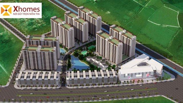 Dự án Khu nhà ở công nhân và thương mại, dịch vụ KCN Yên Phong
